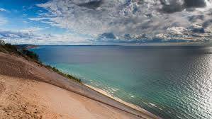 Sleeping Bear Dunes. Michigan