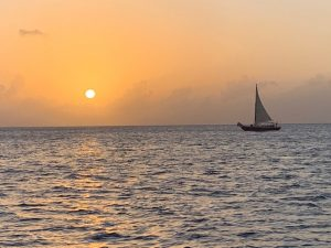 Sailing Grenadines