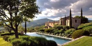Millennium-Old Resort in Umbria, Italy