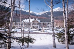 Glen House in the White Mountains