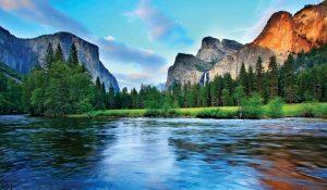 Tauck Visits Yosemite
