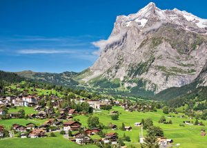 Travel to the Swiss Countryside