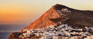 Visit Folegandros